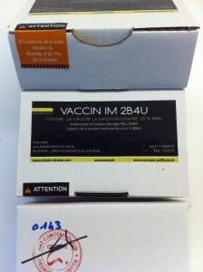 Vaccin contre le VI 2B4U